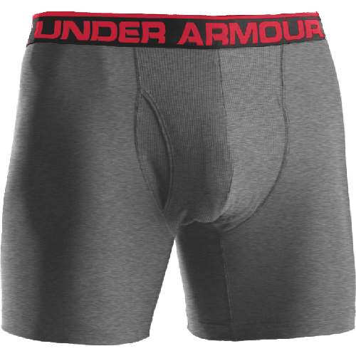 UnderArmour Original Boxerjock 6″ Brief