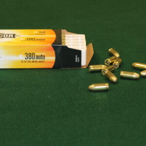 Armscor® 380ACP 95gr Full Metal Jacket Ammunition