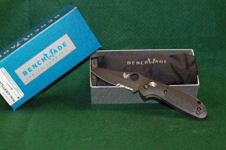 Benchmade Mini-Griptilian® Knife