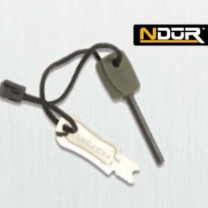 Ndur® Scout Fire Steel And Striker
