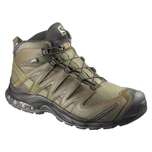 Salomon XA Pro 3D Mid GTX Forces 2 Hiking Boots