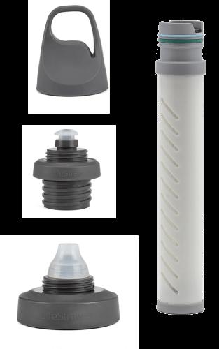 LifeStraw® Universal Water Bottle Filter Adapter