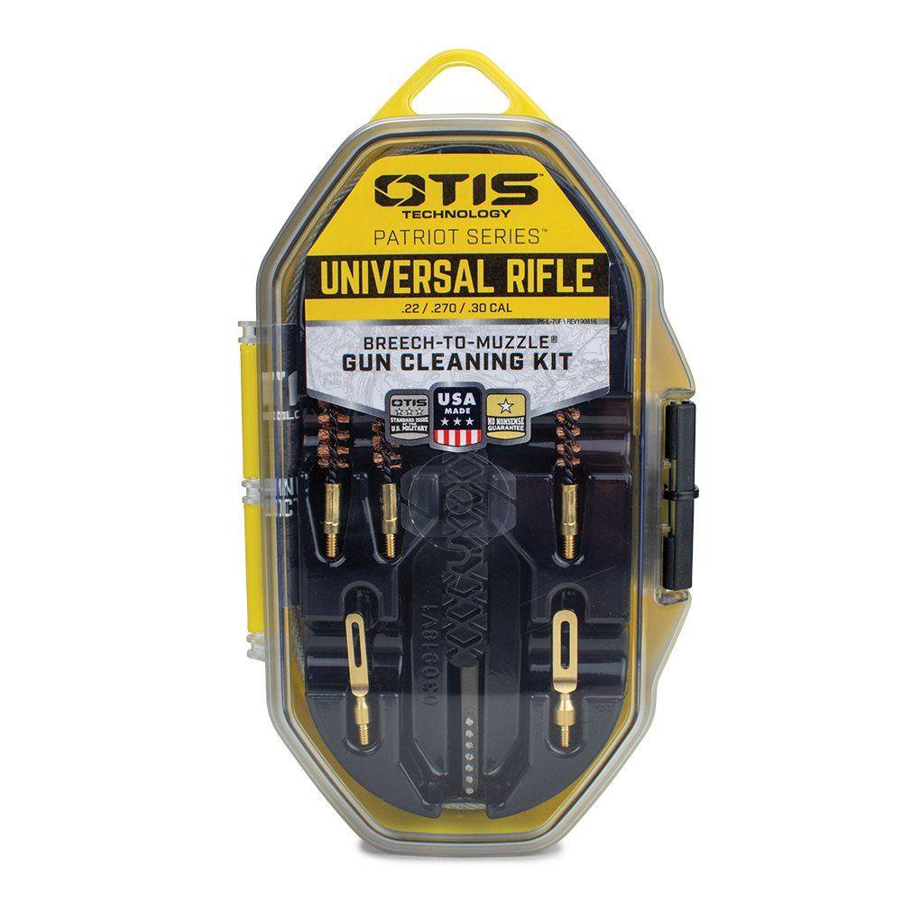 OTIS Patriot Series Universal Rifle Cleaning Kit – .22/.270/.30 CAL